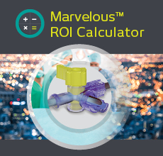 Marvelous ROI calculator